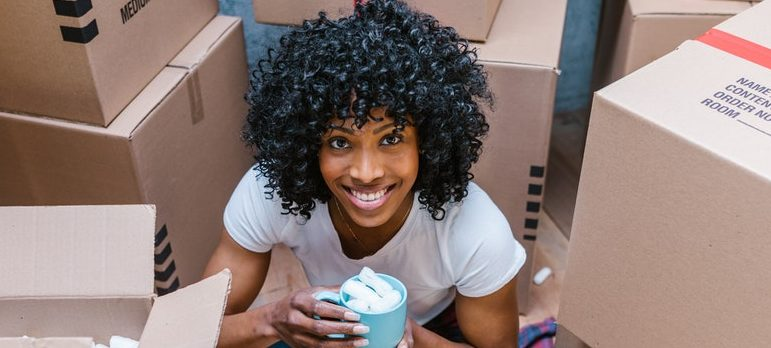 Downsize and save money on a long-distance move